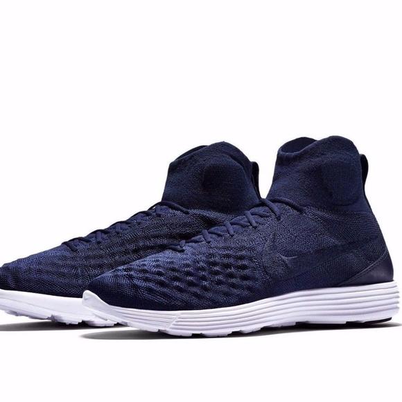 wholesale dealer 340ce 48459 Nike Shoes | Lunar Magista Ii 2 Flyknit Fk Fc College Navy | Poshmark